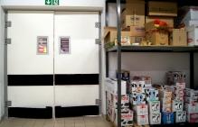 drzwi wahadłowe Ampol PD