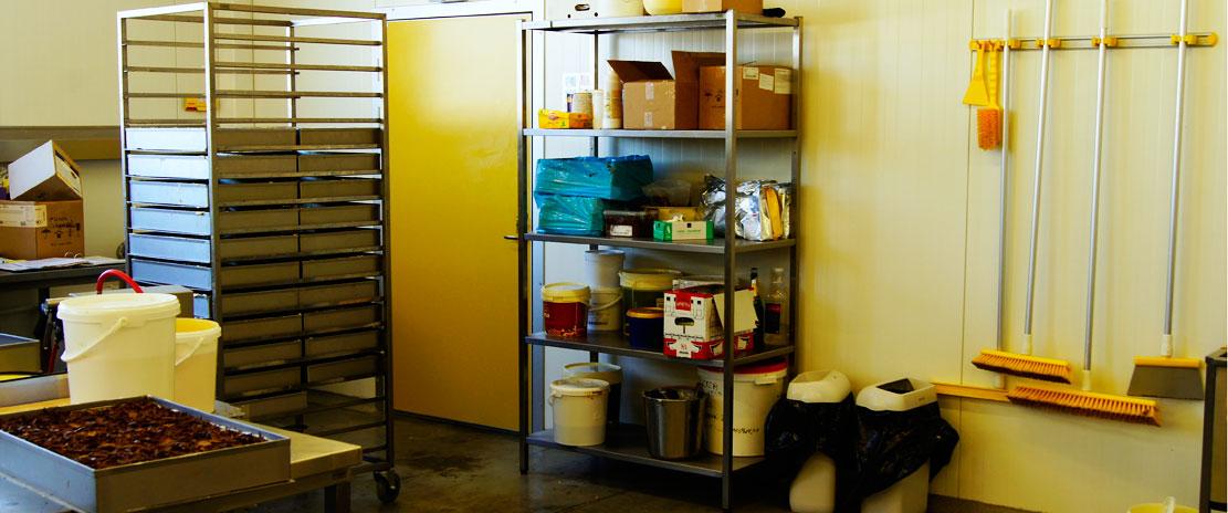 Drzwi chłodnicze dla sektora spożywczego