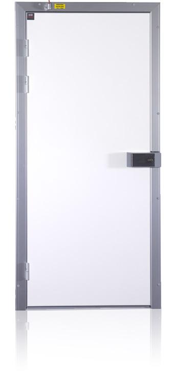 drzwi rozwierane mroźnicze
